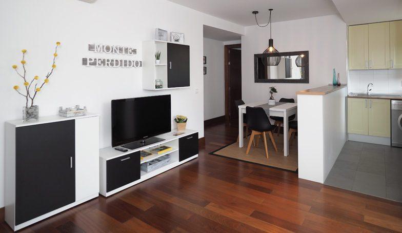 Apartamento Monte Perdido Boltaña